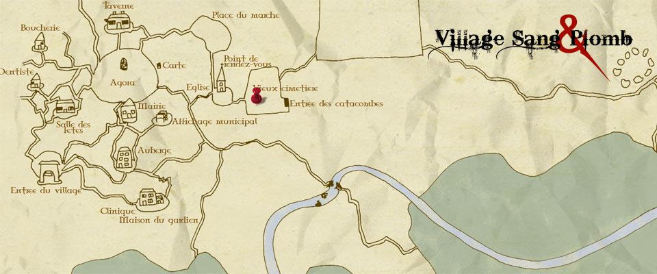 Venez combattre dans le village Sang & Plomb !